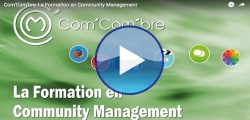 La formation de Community Manager